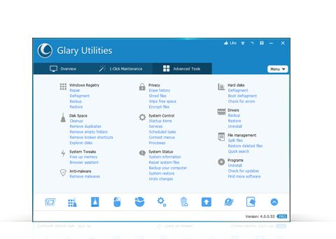 GLARY Utilities Pro 5 Registration Code Serial Key Free