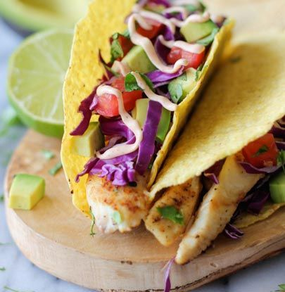 Fish Tacos with Chipotle Mayo Post Image