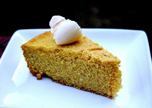 pumpkin cornbread | New Recipes - Breads, Muffins, Etc. | Pinterest
