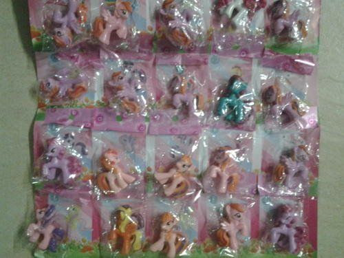 20 piece lovely horse, perfect for my little pony party, 5cm, perfect party favor, cake topper