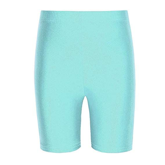215f40620 RSVH Girls Boys Nylon Lycra Cycling Shorts Kids Children s School ...