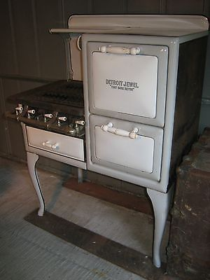 Detroit Michigan Baking Oven Amp Gas Stove Antique Early