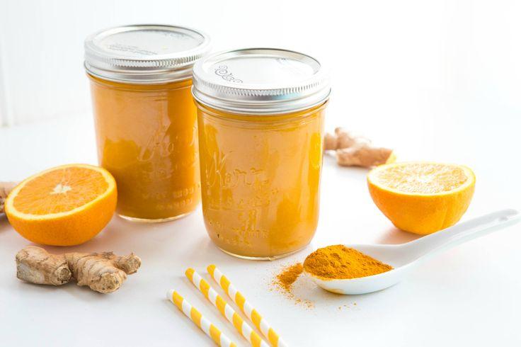 Turmeric Juice Elixir