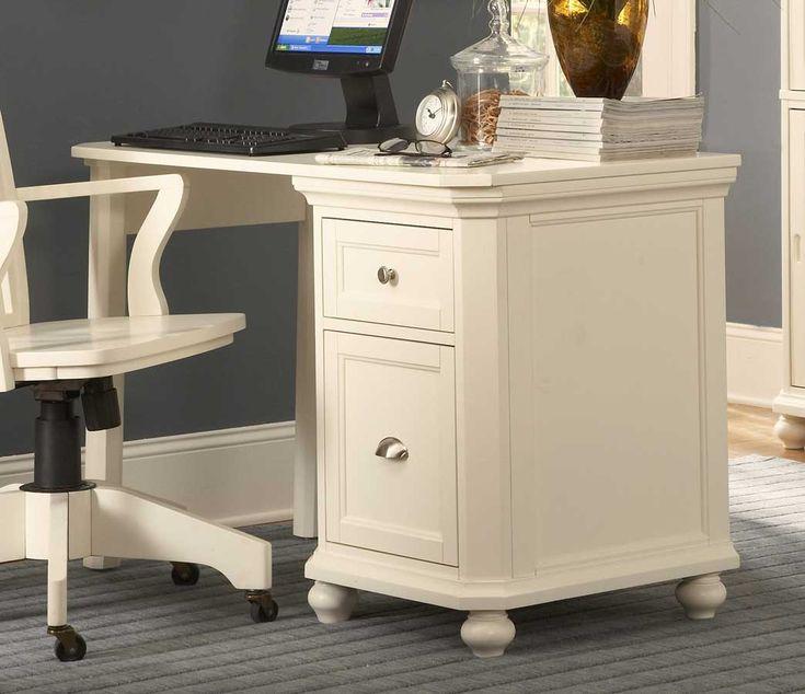 Homelegance Hanna Office Desk White 8891w Regdesk At Homelement Com In 2020 Desk With Drawers Small White Desk White Desk Office