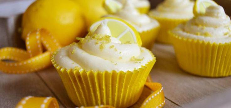 Receta de buttercream de limón