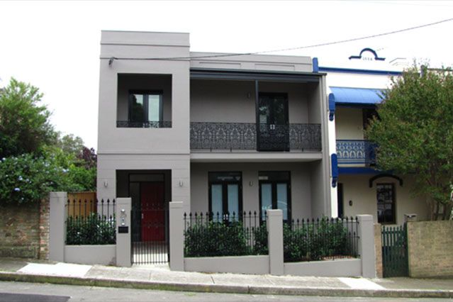#modern #home - this is Rozelle House