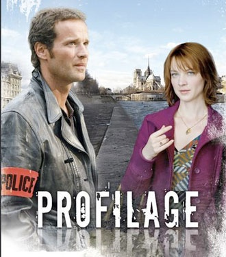 Profilage - great French crime tv show about profiling set in Paris on Seine banks :)