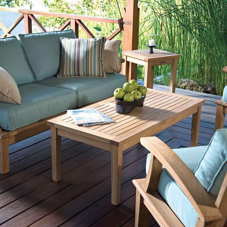 teak outdoor furniture thos baker