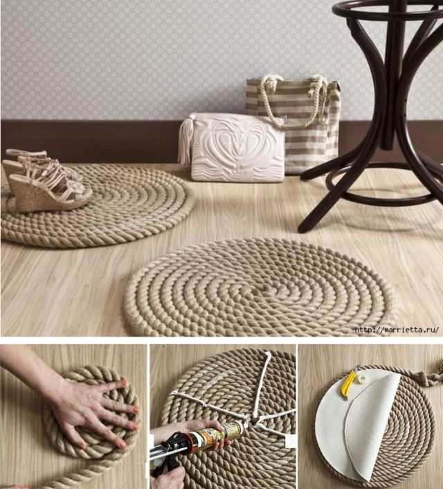 8 ideias de tapete para fazer em casa gastando pouco |