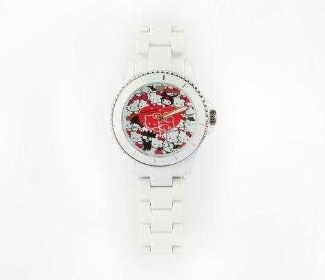 Hello Kitty 40th Anniversary Watch: Heart