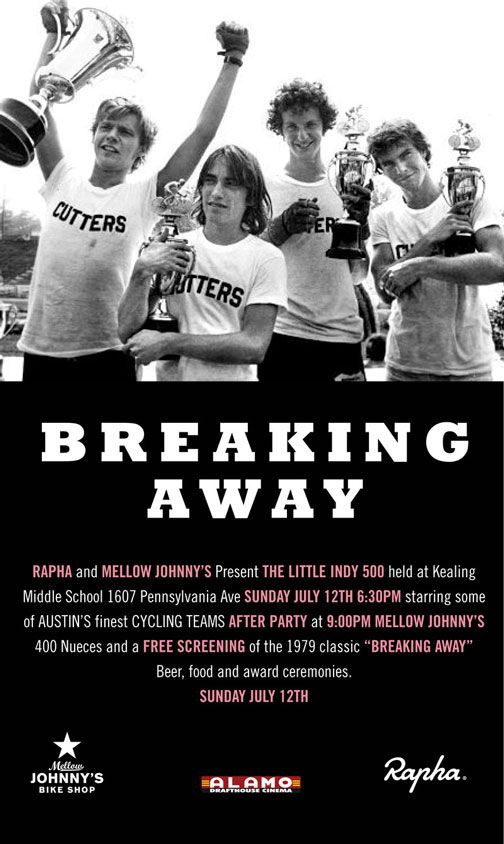 Breaking Away (1979)