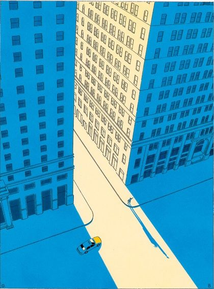 Chris Ware #thevintees #illustration
