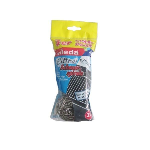 vileda Scourer Inox  http://alatcleaning123.com/sponge-microfiber/1780-vileda-scourer-inox.html  #vileda #sabutstainless #sabutcucipiring