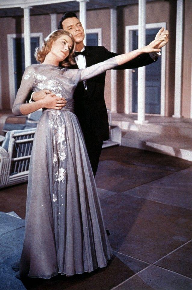 High Society, 1956 ~ Grace Kelly and Frank Sinatra