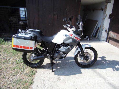 Yamaha XTZ 2009 KUFRY - Smoto.cz