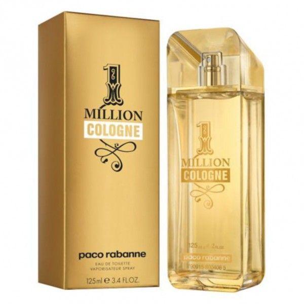 Το 1 Million Cologne από τον οίκο Paco Rabanne είναι ένα ξυλώδες πικάντικο άρωμα για άνδρες. Αποκτήστε το Eau De Toilette 125ml (spray) με έκπτωση, από 80,60€ μόνο με 52,00€! #aromania #PacoRabannePerfume #1MillionCologne