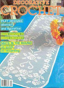 Decorative Crochet Magazine n° 02 - tristanime - Picasa Web Albums