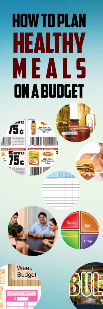 How to Plan Healthy Meals on a Budget   Haveved.com