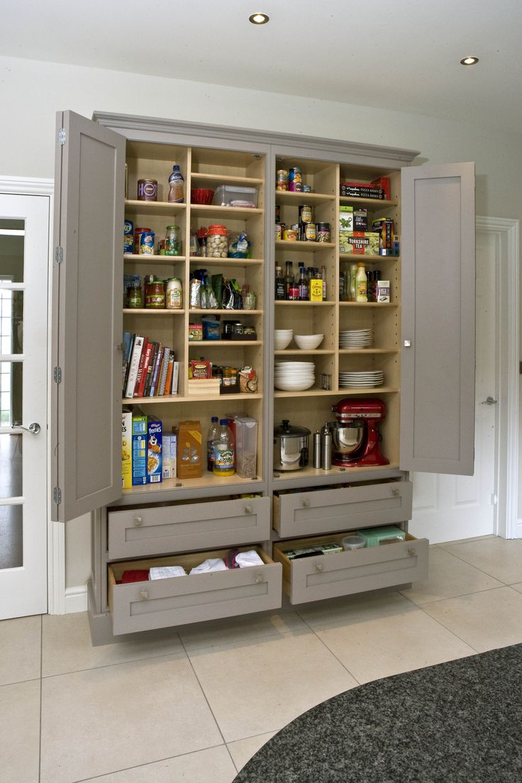 17 Best Ideas About Armoire Pantry On Pinterest Free Standing Pantry Standing Pantry And