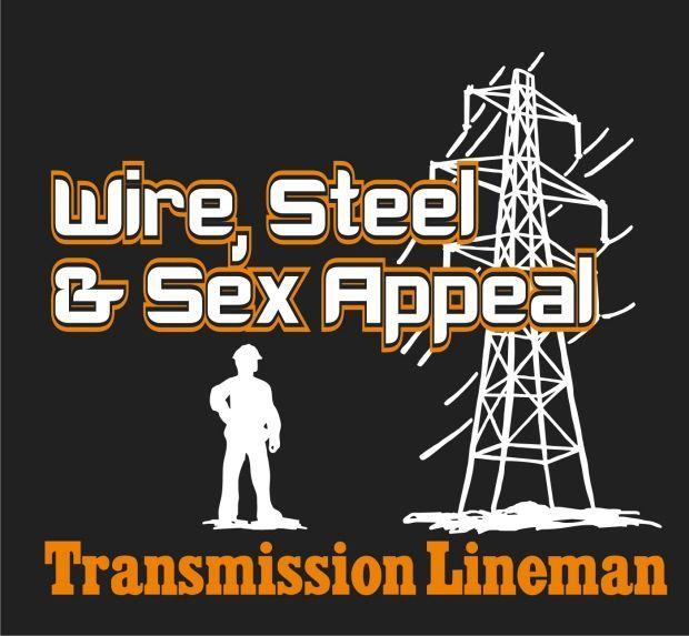 Transmission Lineman Shirt