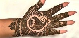 Here are 30 of the most breath taking arabic mehndi designs that will blow your mind and tempt your heart. Go crazy practicing them on your lovely hands & feet!