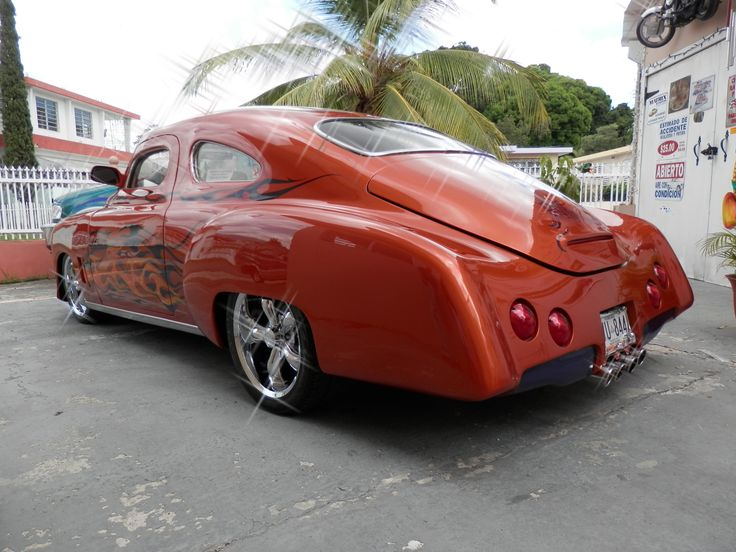 99 best cars customs cars images on pinterest bespoke cars car rust killer chevy 1950 full kustom sciox Gallery