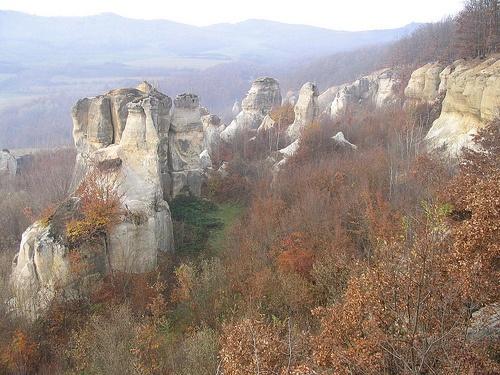 The Dragons' Garden - Apuseni, Romania