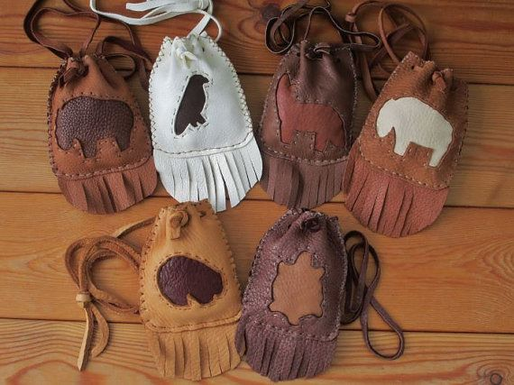 298 best images about medicine bags on pinterest for Native american handmade crafts