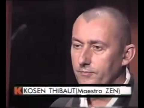 Entrevista al Maestro Zen Kosen Thibaut - YouTube
