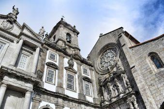 Église Sao Francisco, Porto, Portugal