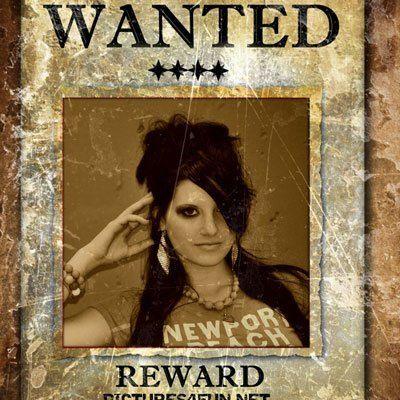 Wanted Reward
