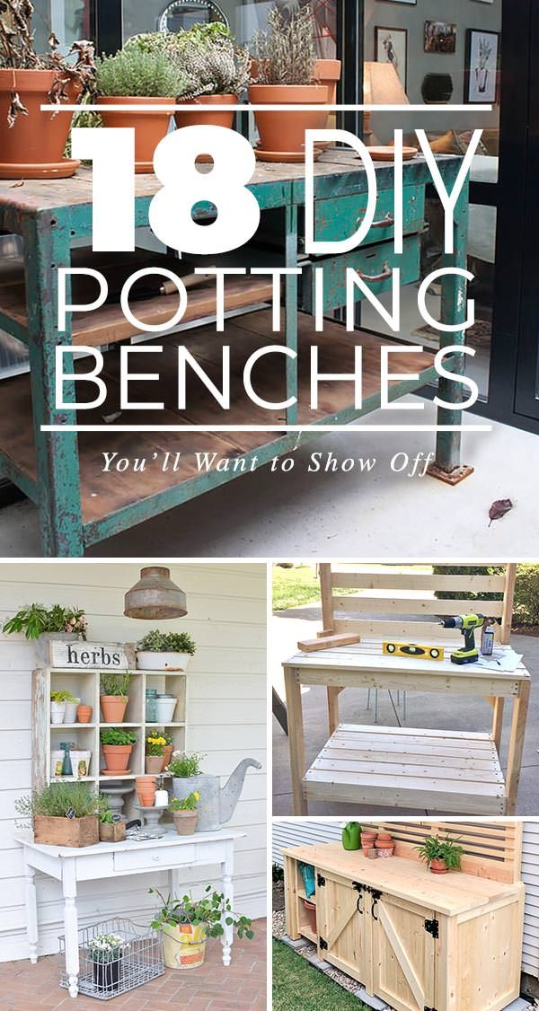 Brilliant Pin On Potting Bench Pdpeps Interior Chair Design Pdpepsorg