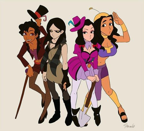 You Can Never Have Enough Rule 63 Disney