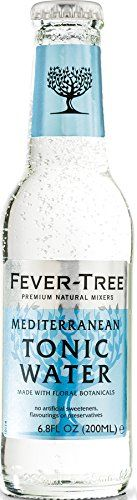 Fever-Tree Mediterranean Tonic Water, 6.8-Ounce Glass Bottles (Pack of 24) >>> Read more @ http://www.amazon.com/gp/product/B008DGFTU4/?tag=lizloveshoes-20&pza=010816040247