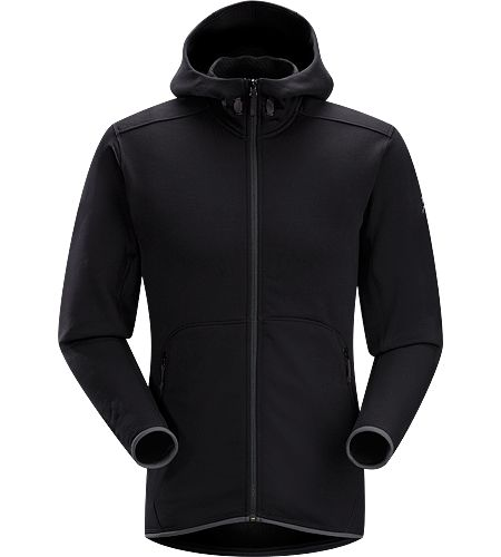 Men's Lorum Hoody - Black