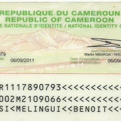 CAMEROUN :: Sûreté nationale : Le scandale de la carte nationale d'identité :: CAMEROON