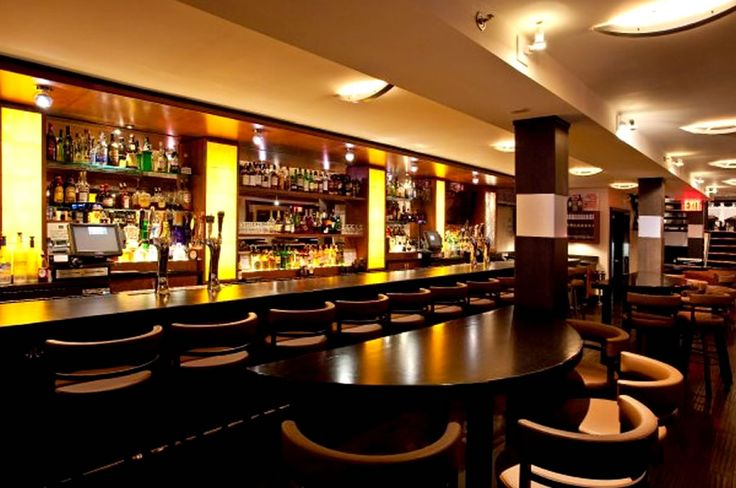 Hotels resorts awesome restaurant dining bar interior design with smart lighting with fabulous - Interior smart lighting ...