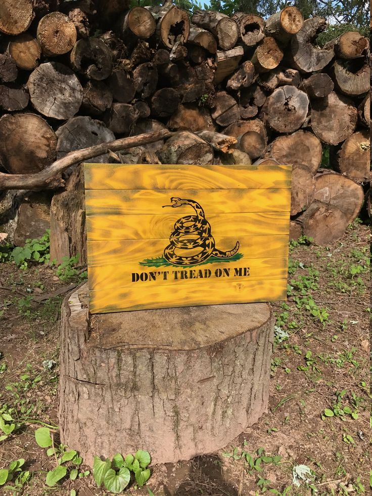 Don't tread on me Gadsden Flag wood sign Distressed Rustic Vinatge Live Free Join or Die Wall hanging wood flag Gun Concealment by JWCraftsmanStore on Etsy