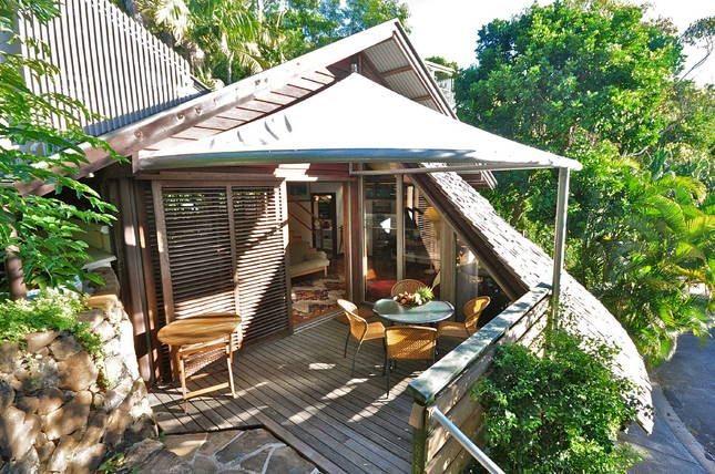 Wategos Treehouse Studio | Byron Bay, NSW | Accommodation