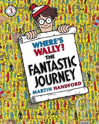 Where's Wally? The Fantastic Journey: The Fantastic Journey - Where's Wally? (Paperback)