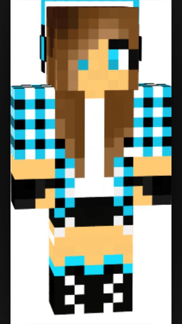 minecraft girl skins nova skin