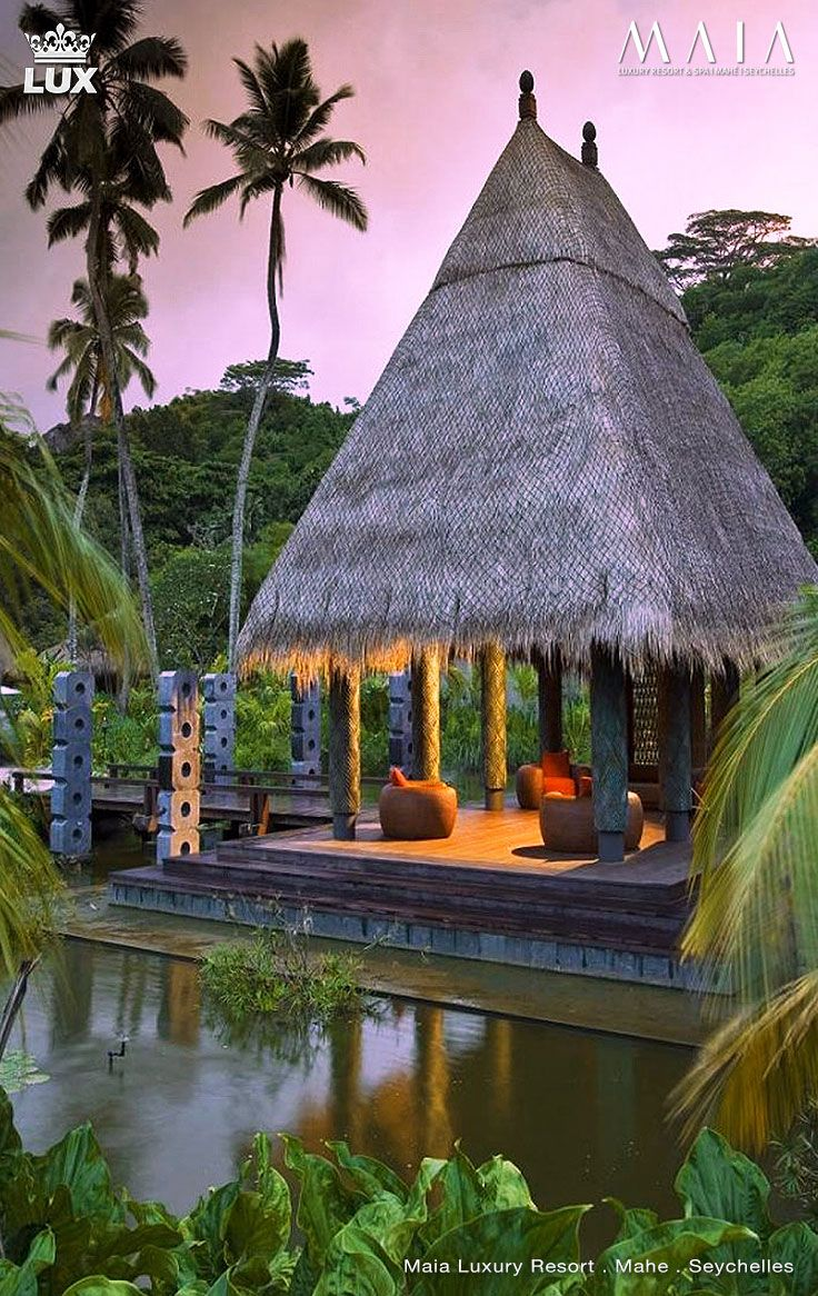 A World Apart in Maia Luxury Resort & Spa at Mahe, Seychelles. Beyond All Inclusive Experience and offering something more than just breathtaking views, unsurpassed service and astonishing accommodation - MAIA offers you a place to restore yourself.  #maialuxuryresort  #maiaresort #seychelles