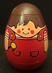 Weebles! (the *real* Weebles... not those ugly things they sell now)