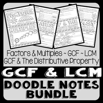 Looking for engaging notes that maximize class time and retention? Doodle notes are research based and combine words with visuals that boost student recall of information. They help students see what is important and visualize mathematical connections.