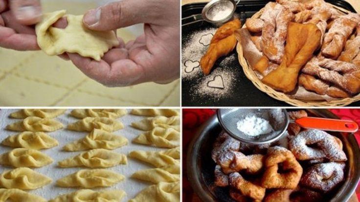 A finom puha csöröge receptje! Nézd, hogyan készítette annak idején a nagyi a csőrögét, megmutatjuk a receptet!