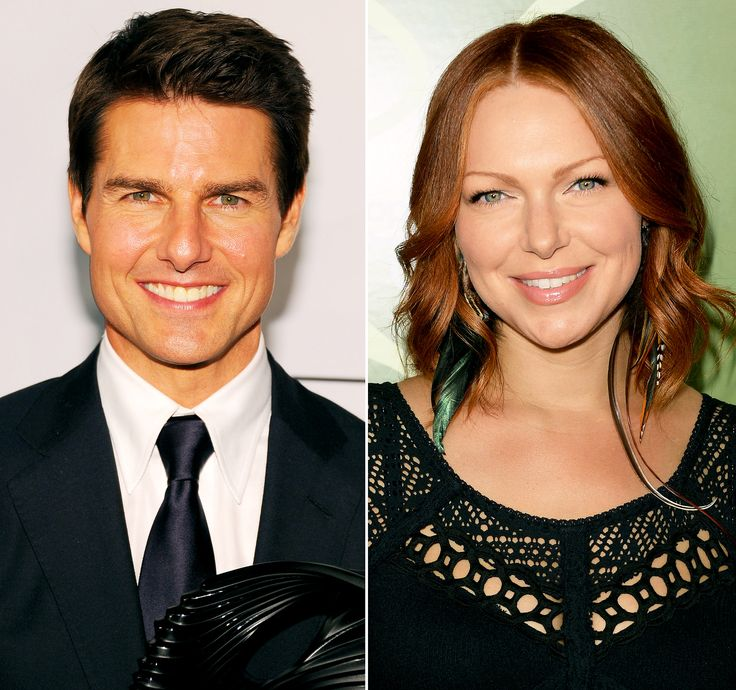 "Tom Cruise Not Dating Laura Prepon Despite Reports, ""Will Date Again"""
