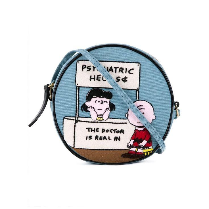 Psychiatric Help Shoulder Bag