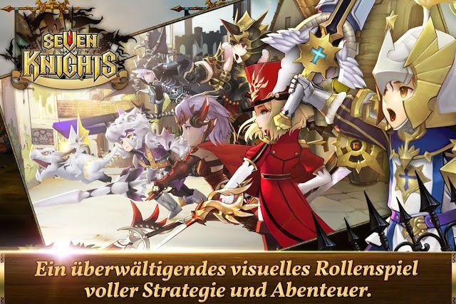 Neue Spiele Seven Knights android kostenlos 2015
