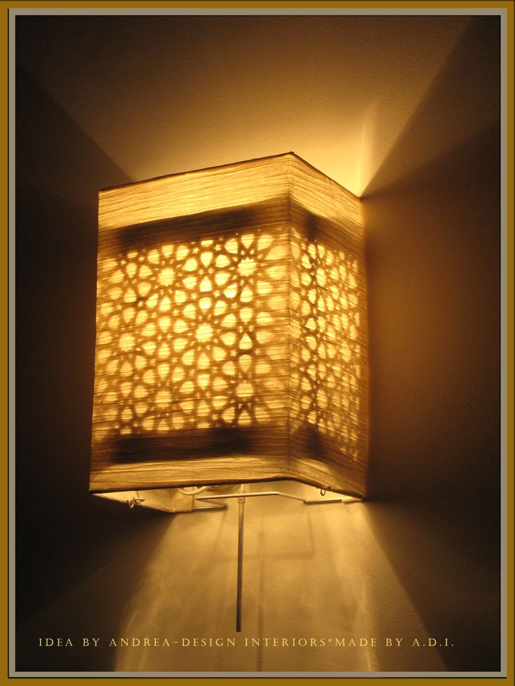 :) Hack IKEA lamp. Own Ideas and making.. Like? :)