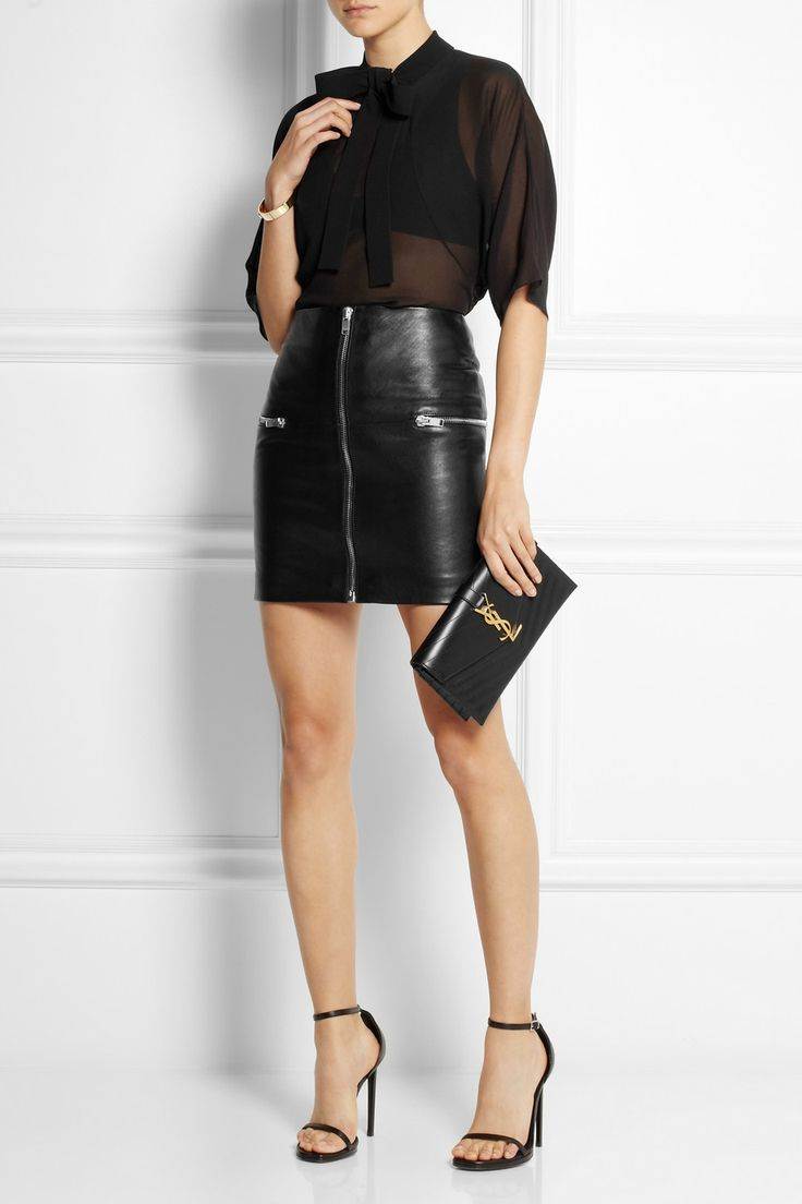 Peste 1000 de idei despre Leather Mini Skirts pe Pinterest | Fuste ...